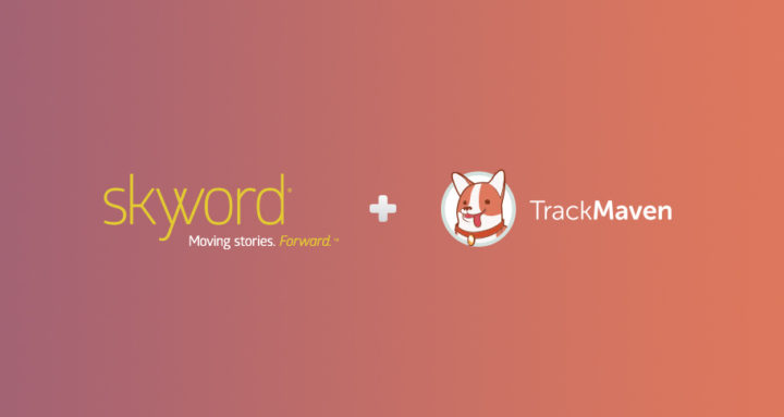 Skyword and TrackMaven Join Forces to Form #1 Content Marketing Platform