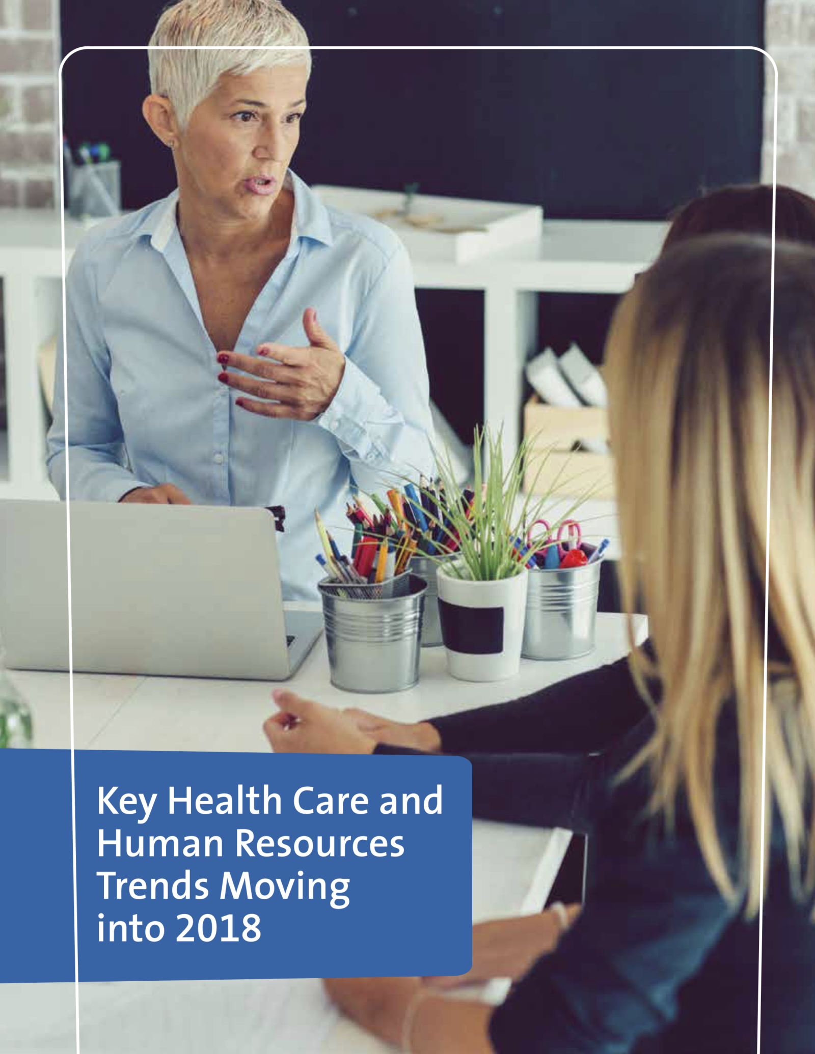 <p><em>The Benefits Guide</em> has long served as a go-to resource for employers and HR representatives looking to understand the health care benefits they offer their employees. This asset actually doubled down on a 2016 infographic we had created overviewing some of the then-rising trends in health insurance. It was one of the top-performing pieces of content we created that year, sparking much discussion and many follow-up questions. So it was a no-brainer to create a more thorough explanation of the same trends and continue to forecast them into 2017.</p>