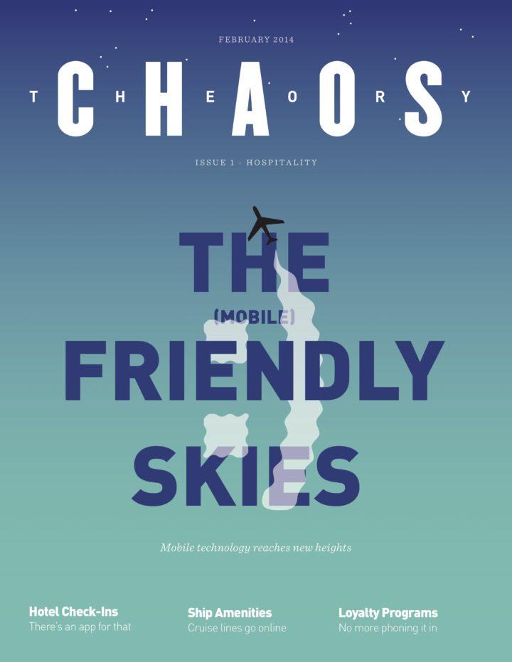 Chaotic Moon Technology Print Magazine