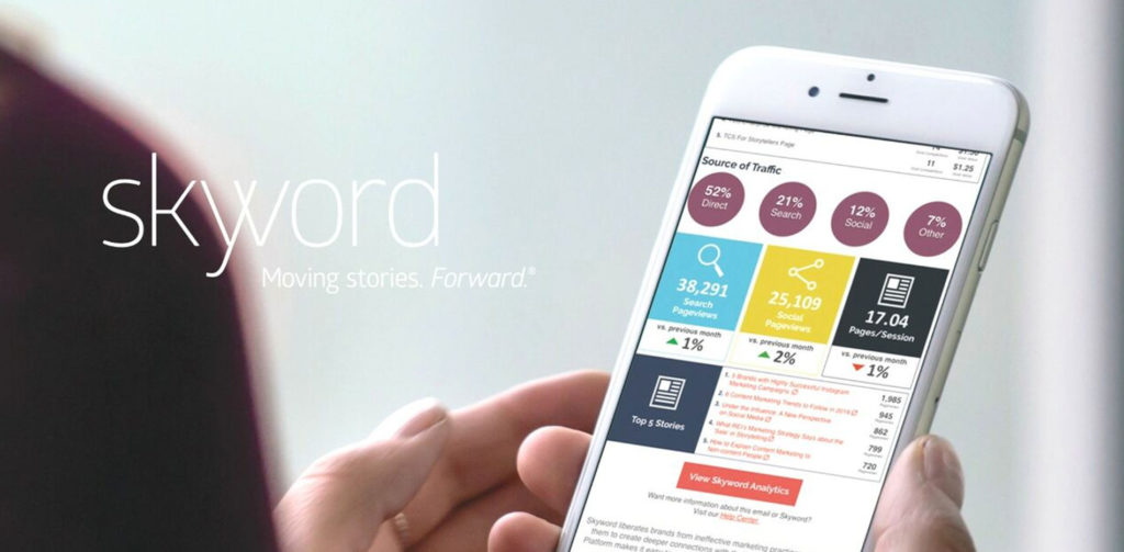Skyword Performance Snapshot Overview
