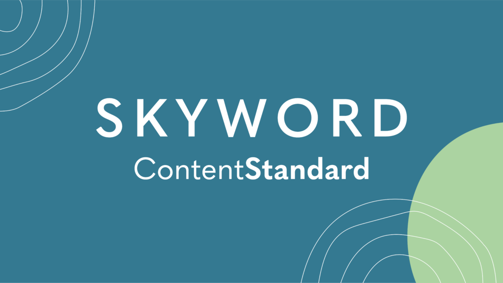Content Standard | Skyword