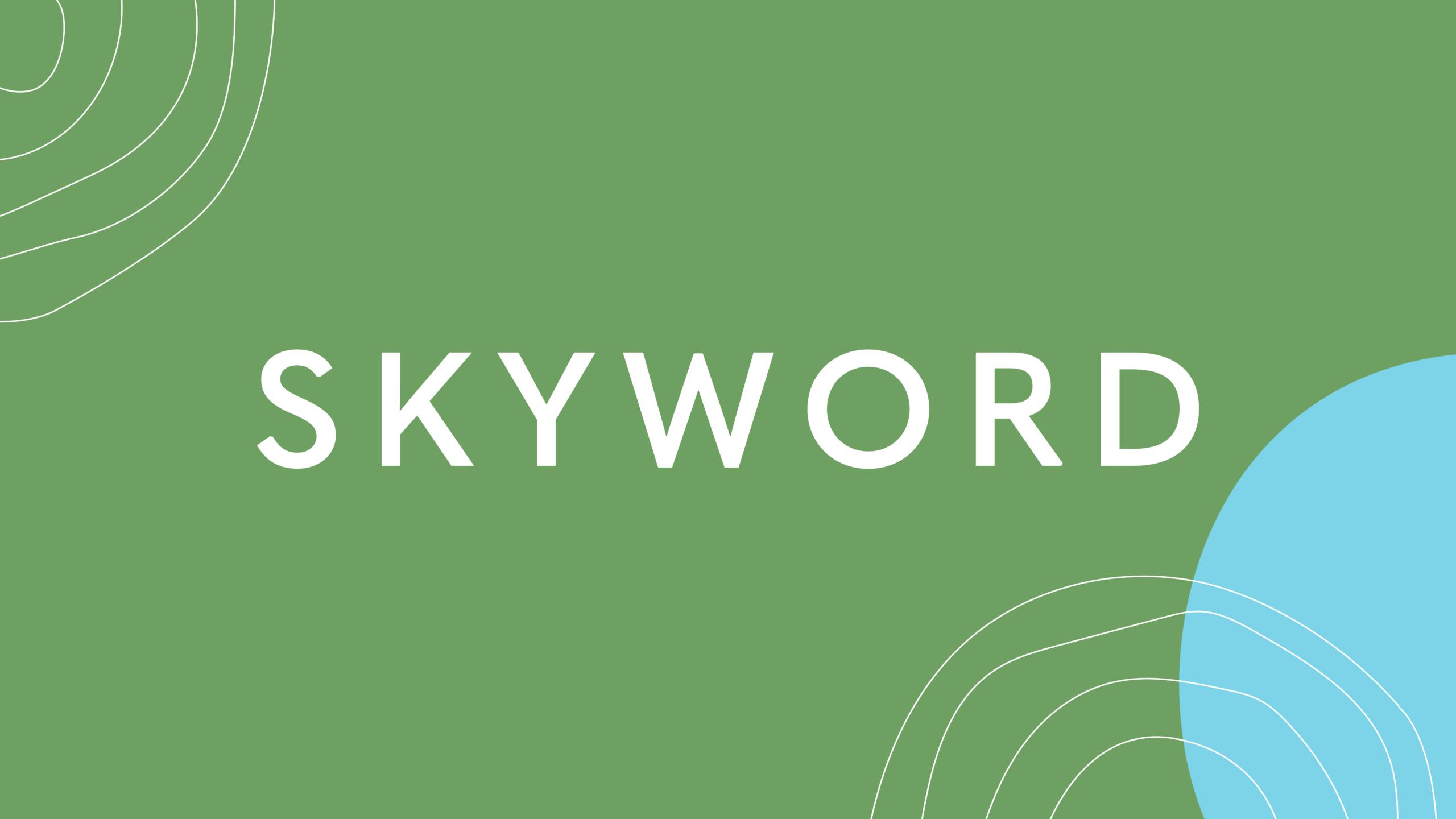 Skyword | The Content Marketing Company